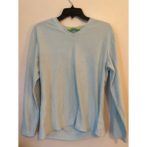 French Dressing intimate terry cloth top